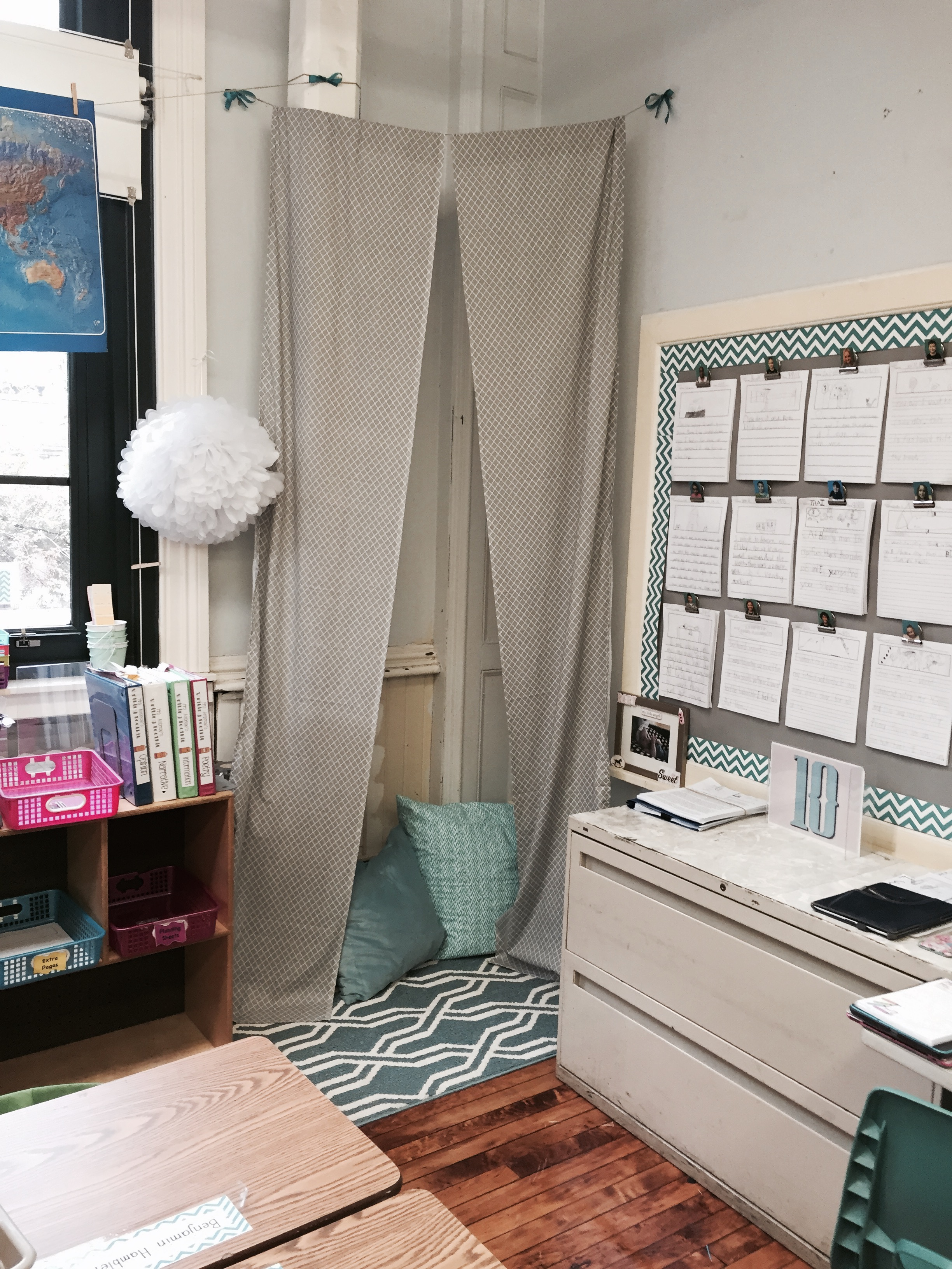 Relaxing Classroom Decor : Colorful calm colorize your classroom